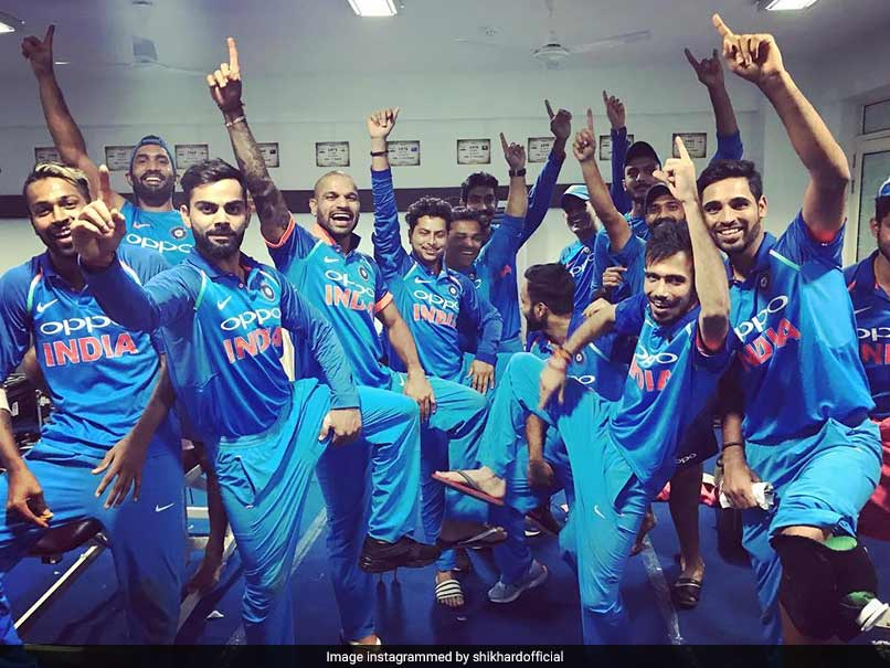Shikhar Dhawan Reveals Inspiration Behind Kabaddi-Style Celebration