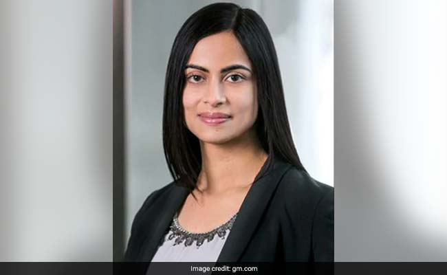 Indian-American Dhivya Suryadevara, 39, Named GMs Financial Head