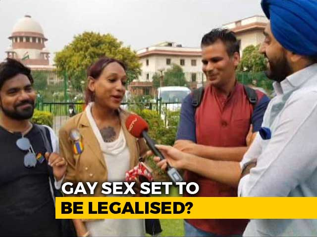 Video : Youthquake: Gay Sex Set To Be Legalised?