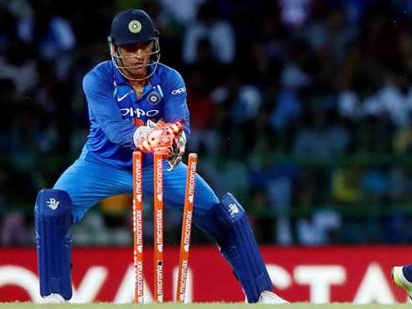 MS Dhoni Breaks Pakistan