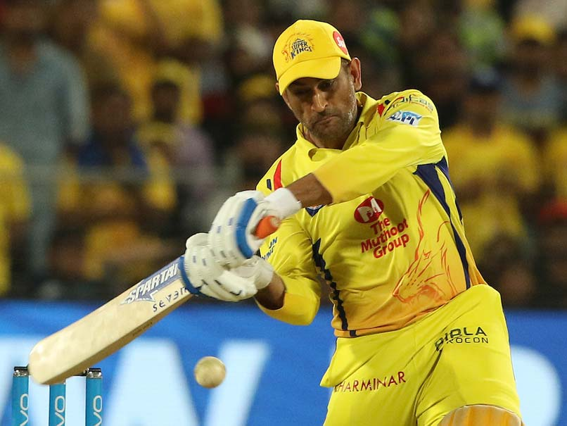 Mahendra Singh Dhoni Becomes Fifth Indian To Score 6000 Runs In T20s