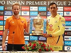 IPL Final Live Cricket Score, Chennai Super Kings vs SunRisers Hyderabad