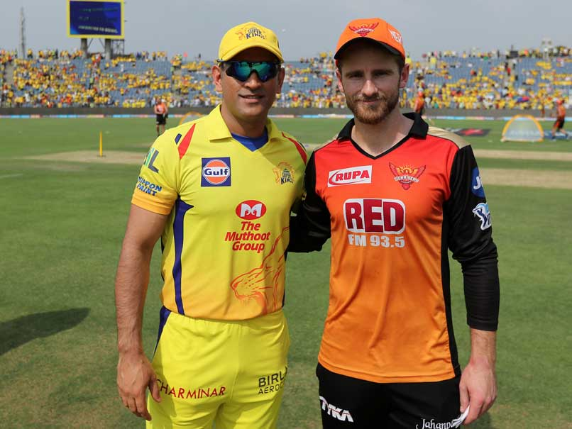 IPL Playoff: SunRisers Hyderabad, Chennai Super Kings In Qualifier 1 Battle