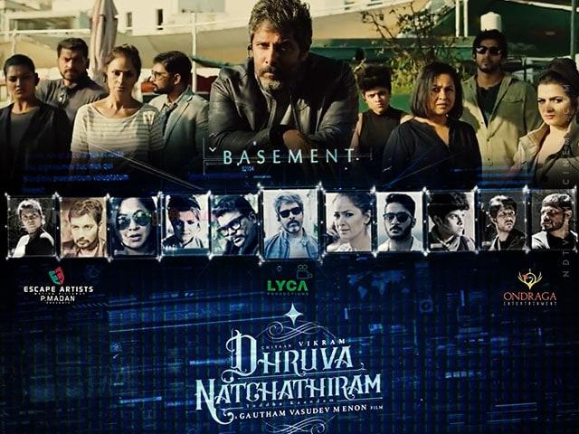 Vikram Dhruva Natchathiram