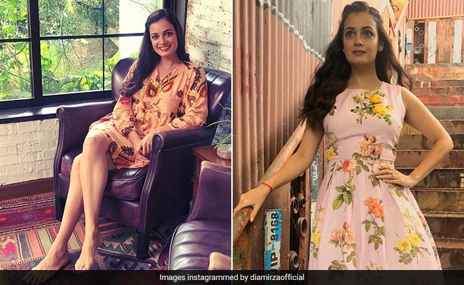 Dia Mirza Defines Comfortable Summer Dressing Like No Other