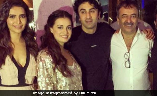 At Sanju Success Bash, Ranbir Kapoor Was Missing Vicky Kaushal, So Did This