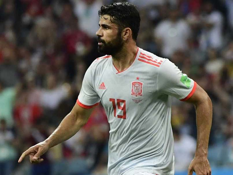 World Cup 2018: Diego Costa Finally Making Himself At Home In Spain Set-Up