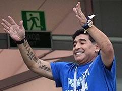 World Cup 2018: Diego Maradona Demands Access To Argentina Training