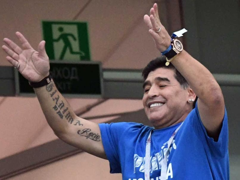 World Cup 2018: Diego Maradona Demands Access To Argentina Training