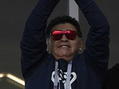 World Cup: Diego Maradona Issues Stern Warning To Argentina Coach