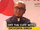 Video : BJP Succeeded In Pinning Congress As A Muslim Party, Says Digvijaya Singh