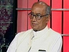 Bothered By Unknown Calls, Digvijaya Singh Switches Off His Phone
