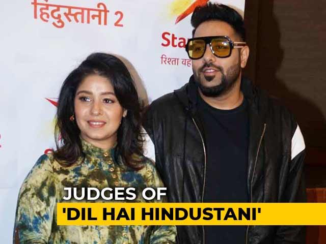 Badshah & Sunidhi Chauhan Will Judge Dil Hai Hindustani