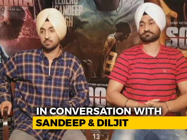 Soorma: Sandeep Singh And Diljit Dosanjh's Hockey Tales