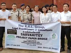 How A Library Is Motivating Inmates In Dimapur District Jail For Education, Skill Development