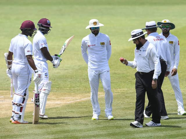 Sri Lanka Captain Dinesh Chandimal Banned For Ball Tampering