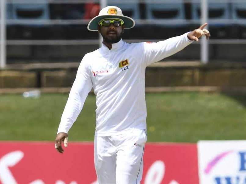 Sri Lanka captain Dinesh Chandimal's ban appeal rejected after ball-tampering row