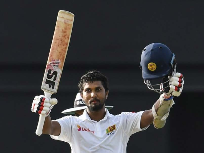 2nd Test, Day 1: Ton-Up Dinesh Chandimal Holds Sri Lanka Together Against Windies