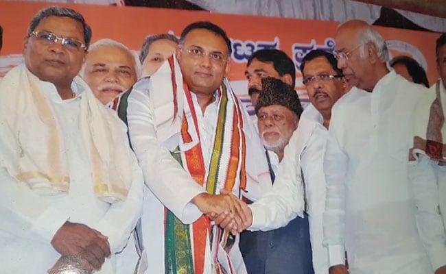 Dinesh Gundu Rao Is New Congress' Karnataka Chief