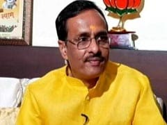 Ayodhya Temple Will Be Built When Ram Wants It: UP Deputy Chief Minister