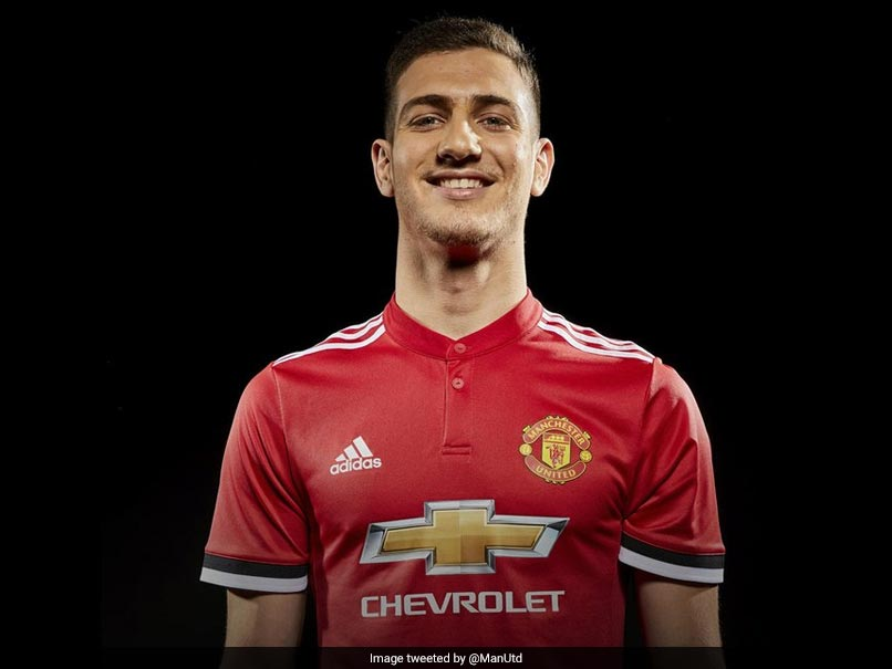 Manchester United Complete Signing Of Diogo Dalot From FC Porto