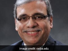 Indian Professor Appointed As New Head Of Top Chinese Business School