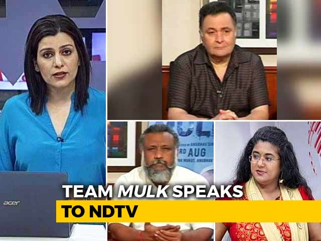 Video : Despite Trolls, Viewers Embrace <i>Mulk</i>