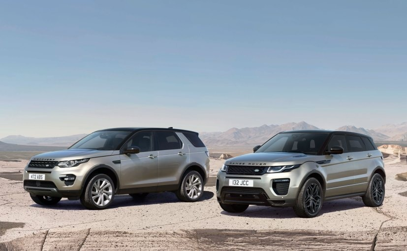 discovery sport and rr evoque