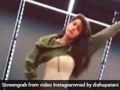 दिशा पटानी ने दिया Beyonce को ट्रिब्यूट, 22 लाख बार देखा गया वीडियो