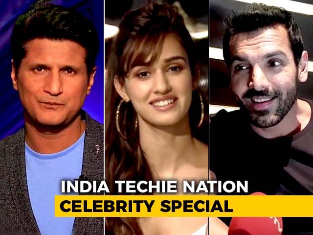 Video : India Techie Nation: It's Raining Stars!