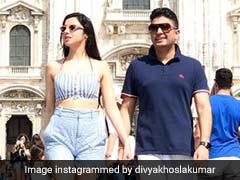 So, We're A Little Bit Jealous Of Divya Khosla Kumar's Family Euro-Trip