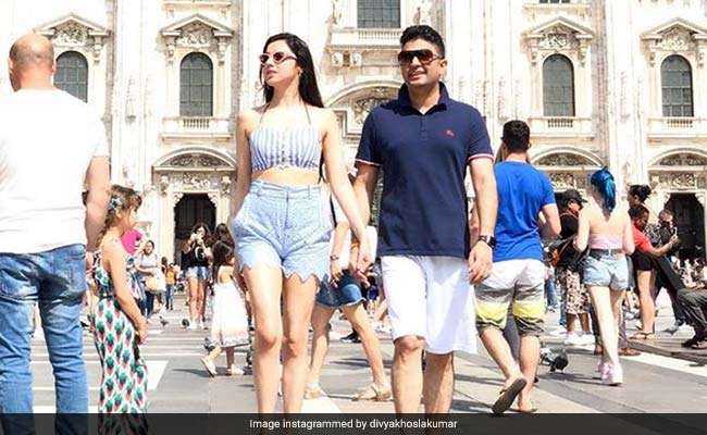 So, We're A Little Bit Jealous Of Divya Khosla Kumar's Family Euro-Trip