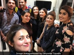 With Divyanka Tripathi, The Party Continues At Anita Hassanandani's New Home. Because, <i>Yeh Hai Mohabbatein</i>
