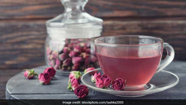 Rose Tea: 5 Weight Loss Benefits And Easy Ways To Make It At Home!