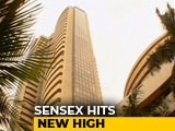 Video : Sensex, Nifty Trade Higher Ahead Of Infosys June Quarter Earnings