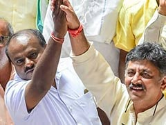 "Congress' DK Shivakumar Explains How He Got ""Missing"" Karnataka MLAs Back"