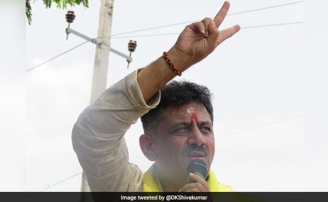 डीके शिवकुमार का आरोप, कर्नाटक सरकार गिराने के लिए बीजेपी कर रही है 'ऑपरेशन लोटस' पर काम