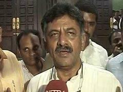 मनी लॉन्ड्रिंग के मामले में ED की कार्रवाई, कर्नाटक के दिग्गज कांग्रेस नेता डीके शिवकुमार सहित 3 पर केस