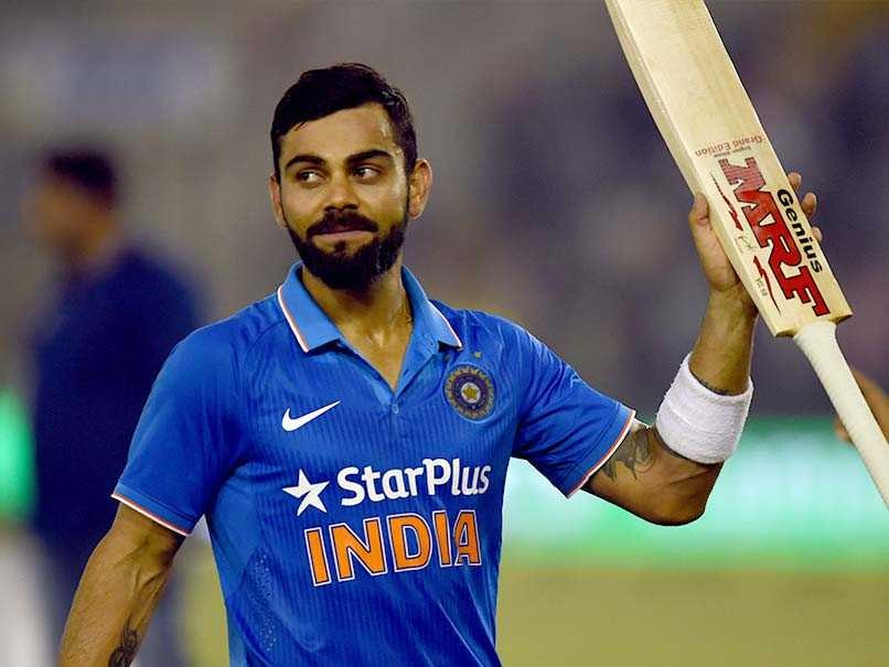 Virat Kohli Should Drop Down The Order In ODIs, Says Sourav Ganguly