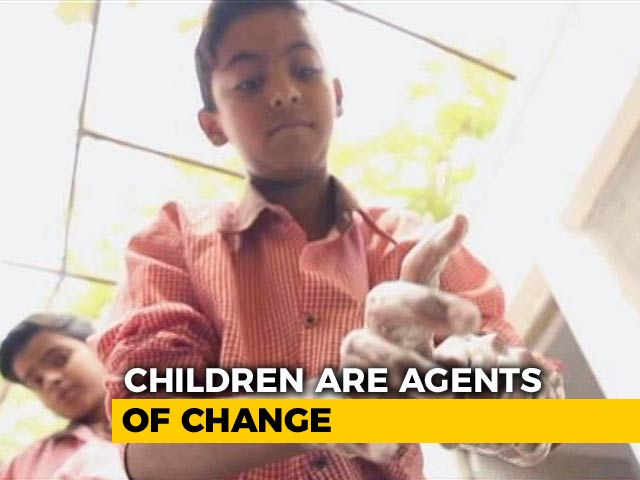 Video : How Safe Hygiene Practices Can Save Lives Of Children In India