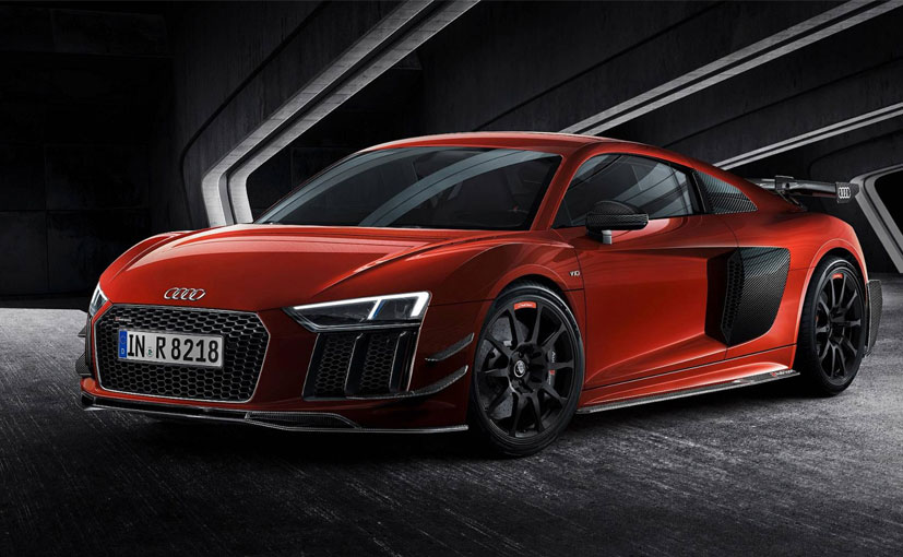 This is the most capable and focused R8 Audi has ever built