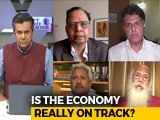 Video : GDP Up, Oil Boils, Rupee Bleeds: Is The Economy Really On Track?