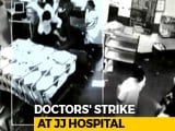 Video : Protests At Mumbai Hospital Over Assault On Doctor, Caught On Video