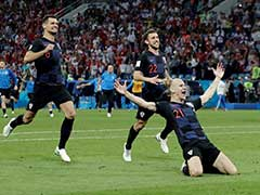 FIFA Probes Croatia Over Pro-Ukraine Celebration Of Russia Win