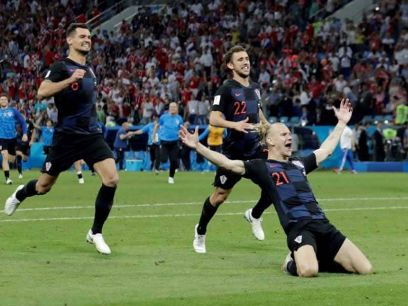 World Cup 2018: FIFA Probes Croatia Over Pro-Ukraine Celebration Of Russia Win