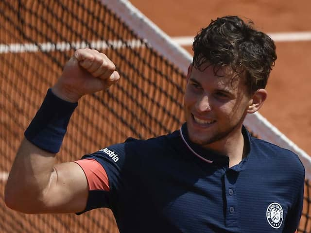French Open: Dominic Thiem Ends Marco Cecchinato Fairytale To Reach Final