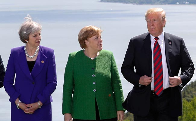Donald Trump Vs. G6: The Best Of The Barbs