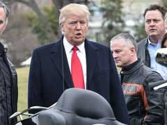 "Got India Motorcycle Tariffs Down To 50 Per Cent In ""2 Minutes"": Trump"