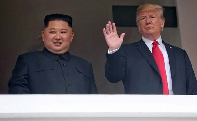 In Stunning Summit Concession, Trump Says He Will Halt Korea War Games
