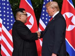 Trump, Kim Jong Launch Historic Summit In Singapore With A Handshake